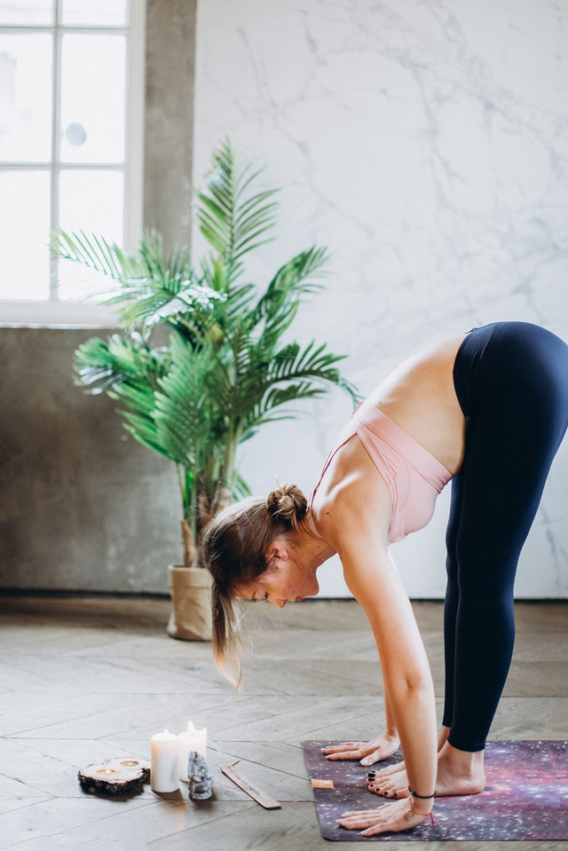 Yin yoga for mental health