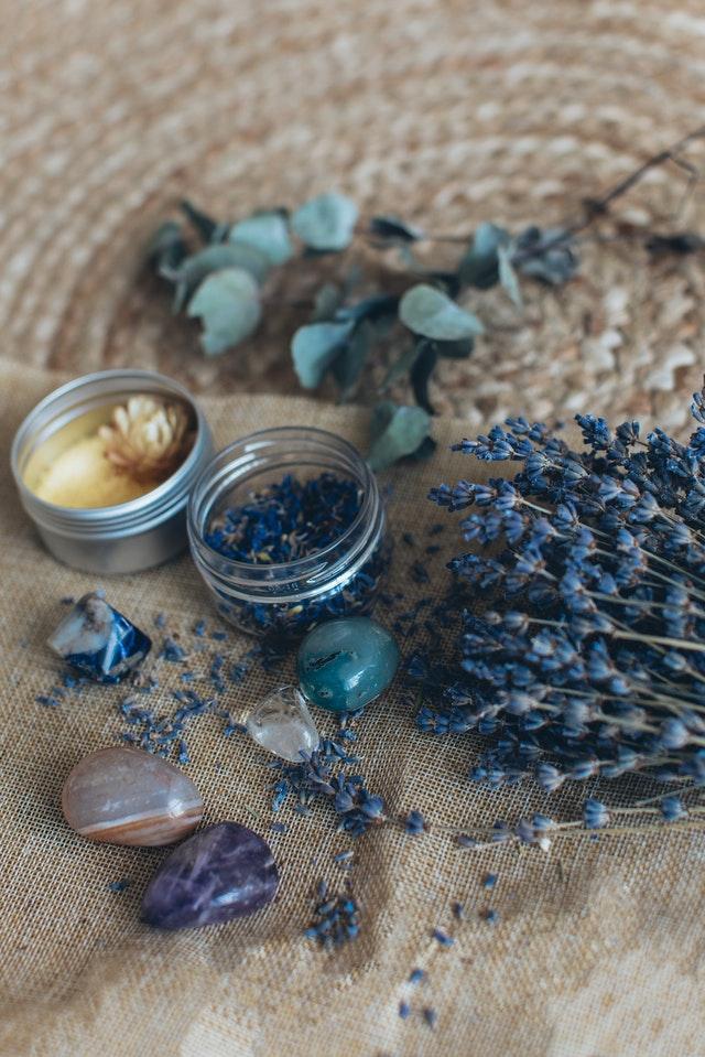 Nature's healing energy